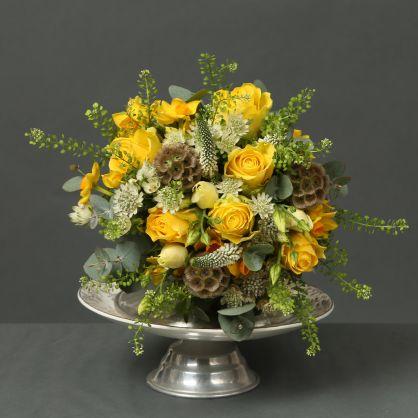 lemon sherbert bouquet