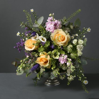 Peaches bouquet
