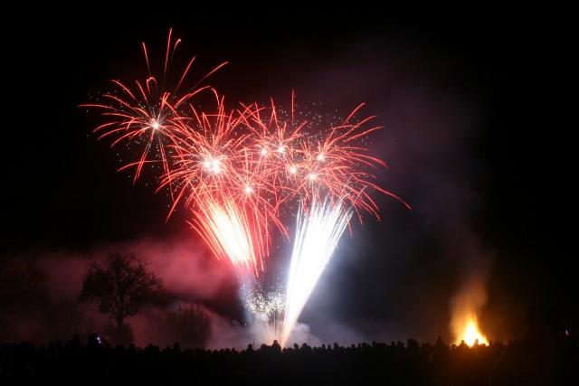 Hatch Fireworks