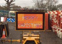 Sun Traffic Christmas Wishes