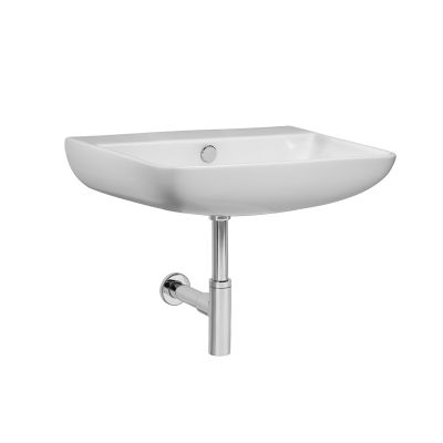 Structure 550mm Ceramic Basin & Bottle Trap