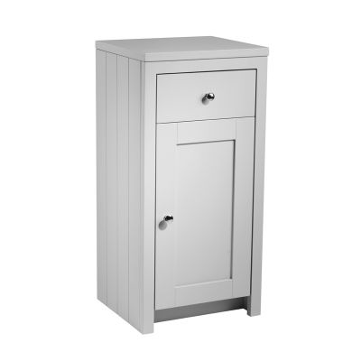 Lansdown 400 Storage Unit - Pebble Grey