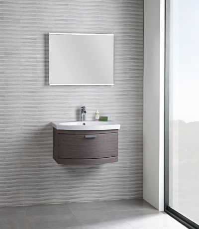 Tempo 650 Wall Mounted Unit Dark Java
