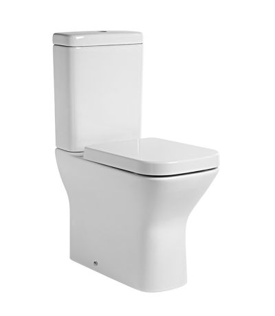 Structure Comfort Height Enclosed Pan & Cistern (Excluding Seat)