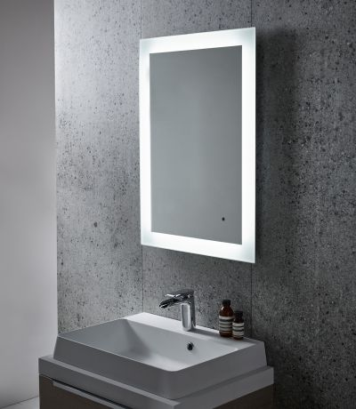Reform LED Backlit Illuminated Mirror