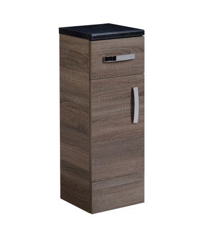 Courier 300 Floor Cupboard - Havana Oak