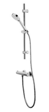 Quantum Thermostatic Bar Valve Shower System