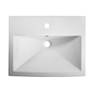 Vibe 550mm Semi-Countertop Basin
