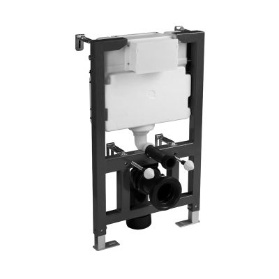 0.82m Wall Hung WC Frame