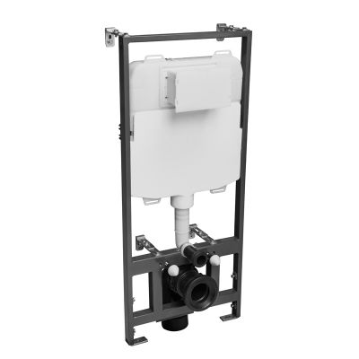 1.17m Wall Hung WC Frame