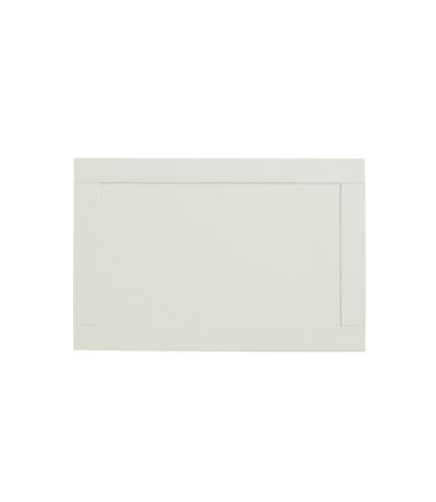 Lansdown 700mm end panel - linen white