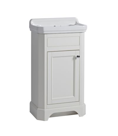 Vitoria Cloakroom Unit Linen White Tavistock Bathrooms