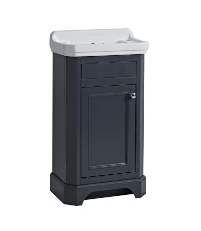 Vitoria Cloakroom Unit - Matt Dark Grey