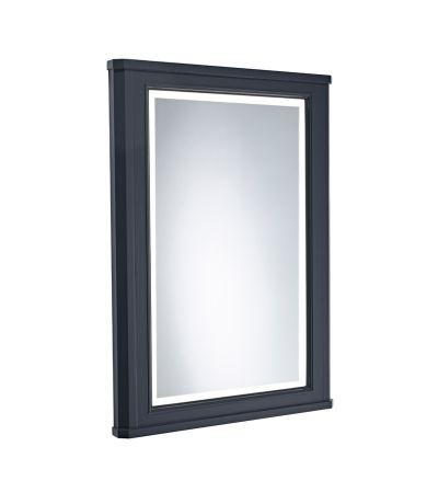 Vitoria 600mm Illuminated Mirror - Matt Dark Grey