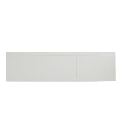 Vitoria 1700mm Bath Panel - Linen White