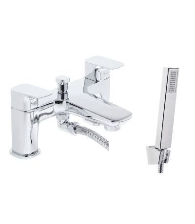 Signal Bath Shower Mixer & Handset