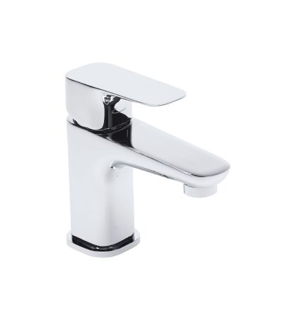 Signal Mini Basin Mixer with Click Waste