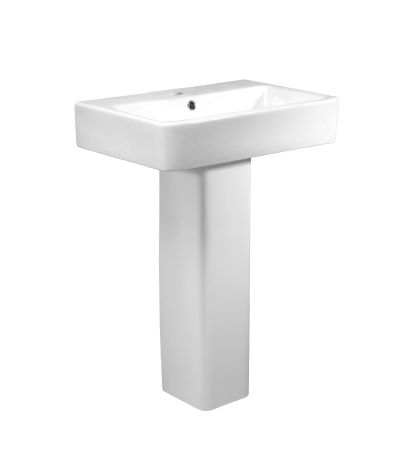 Ion 570mm Basin & Pedestal