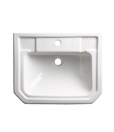 Vitoria Semi-countertop basin - 1 tap hole