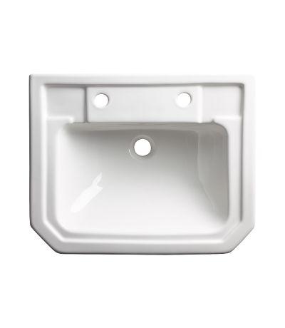 Vitoria Semi-countertop basin - 2 tap hole