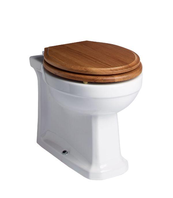 Vitoria Back to Wall WC - Tavistock Bathrooms