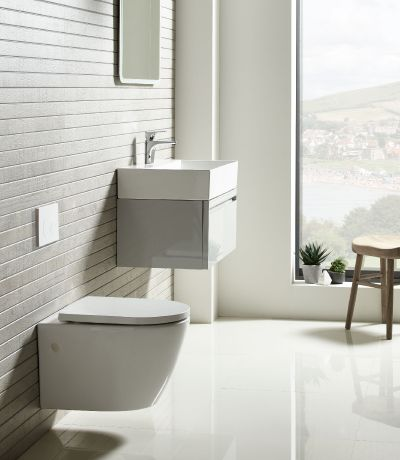 Orbit Wall Hung WC