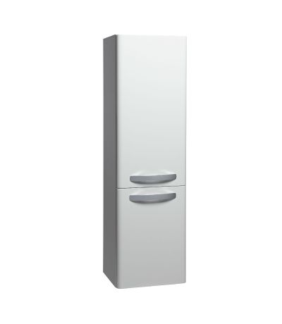 Compass Storage Column -  Gloss White