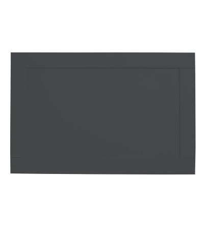 Lansdown 700mm end panel - Matt Dark Grey