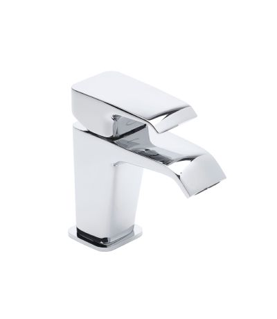 Adapt Basin Mixer with Click Waste