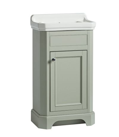 Vitoria Cloakroom Unit - Pebble Grey