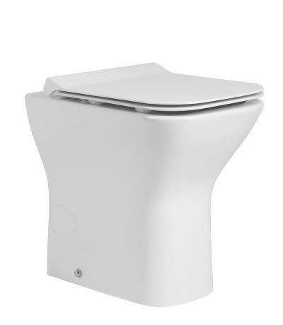 Structure Comfort height back to wall WC