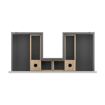 Cadence 800 Drawer Storage Boxes (Set 1)