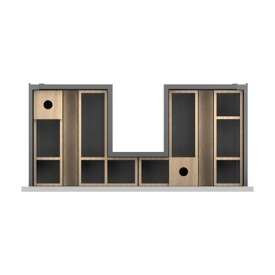 Cadence 800 Drawer Storage Boxes (Set 3)