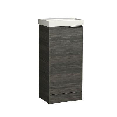Cadence 400 Cloakroom Unit Tundra Wood