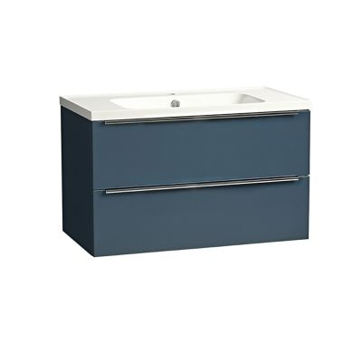Cadence 800 Wall Mounted Unit Oxford Blue
