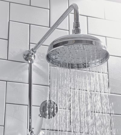 Cheltenham Exposed Dual Function Shower System