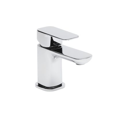 Haze Mini Basin Mixer with Click Waste