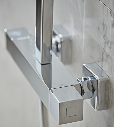 Index Cool Touch Thermostatic Shower System