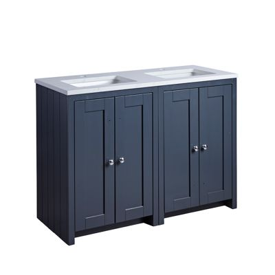 Lansdown 1200mm Underslung Unit - Matt Dark Grey