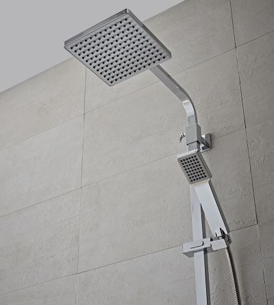 Zone Dual Function Bar Valve Shower System