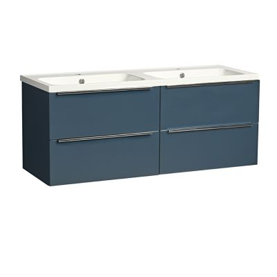 Cadence 1200 Wall Mounted Unit Oxford Blue