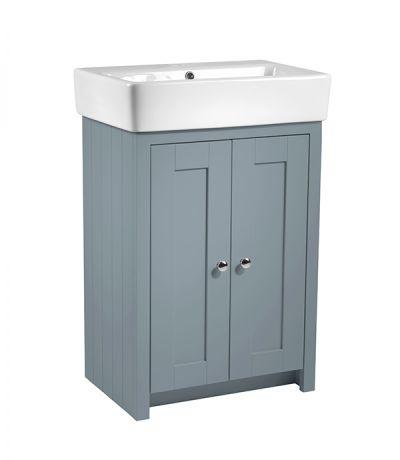 Lansdown 575 Freestanding Unit- Mineral Blue
