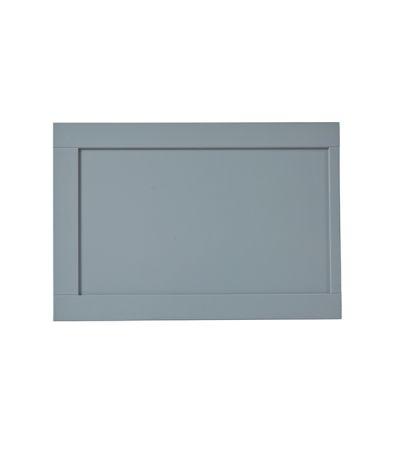 Lansdown 700mm End Panel - Mineral Blue