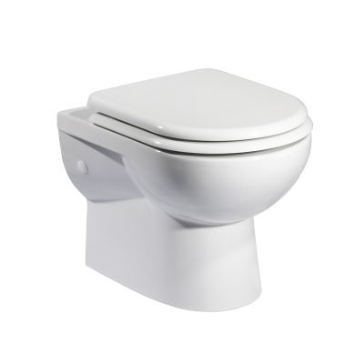 Micra Wall Hung WC Pan (excluding seat)