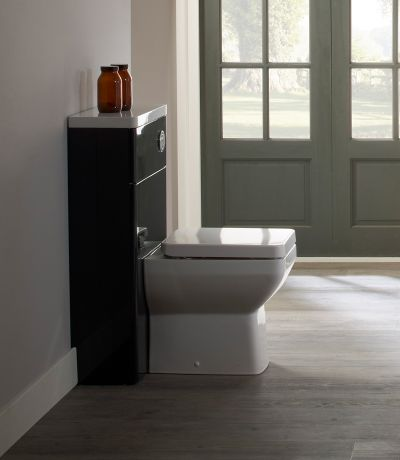 Q60 Back to Wall WC Pan (Excludes Seat)