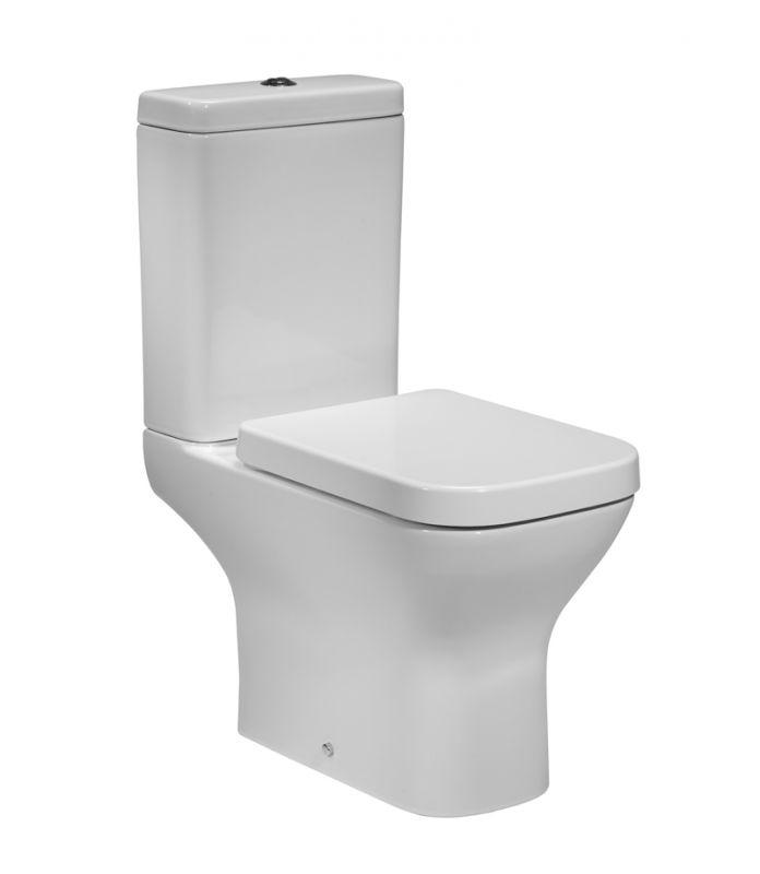 Fantastic Close Coupled Toilets Tavistock Bathrooms Creativecarmelina Interior Chair Design Creativecarmelinacom