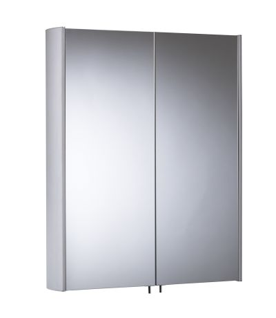 Move Double Mirror Door Cabinet