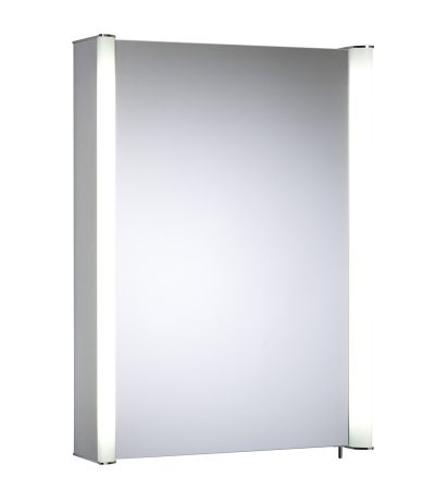 Idea Single Mirror Door Cabinet