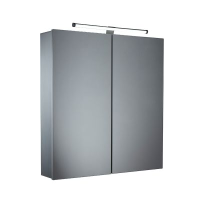 Conduct Double Mirror Door Cabinet