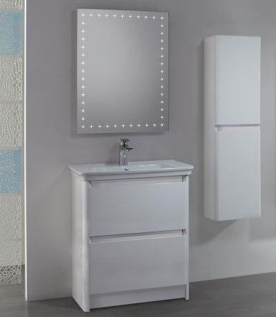 Equate 330 Storage Unit Gloss White